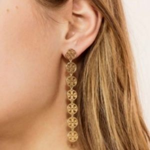 Tory Burch Dangle earings